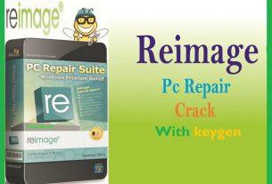 Reimage PC Repair 2020 Crack With License Key Full Version