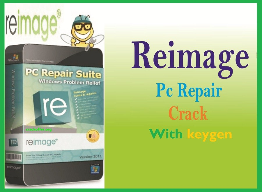Reimage PC Repair 2020 Crack With License Key Full Version