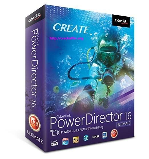 CyberLink Director Suite 8.00 Crack Plus Serial Keygen 2020
