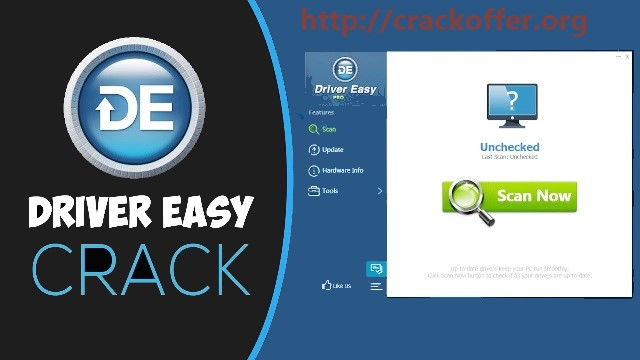 Driver Easy Pro 5.6.13.33482 Crack + License Key Free Download (2020)