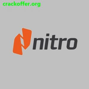 Nitro Pro 13.24.1.467 Crack + Activation Key Latest Download [32/64 Bit]