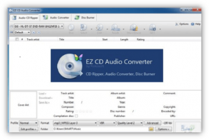 EZ CD Audio Converter 9.0.7.1 Crack + Free License Key 2020 [Ultimate]