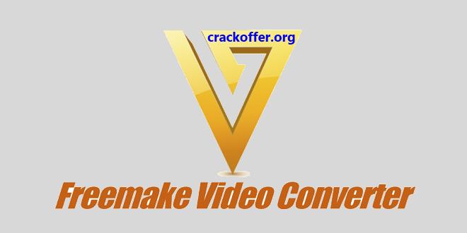 Freemake Video Converter 4.1.10.416 Crack + Serial Key 2020 (Latest)