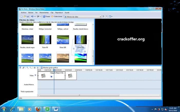 Windows Movie Maker 2020 Crack & Registration Code (Latest Version)
