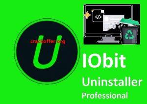 IObit Uninstaller Pro 10.0.2.23 Crack + Serial Key 2020 (Latest Version)