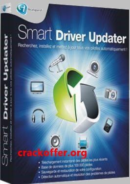 Smart Driver Updater 5.0.324 Crack + License Key (2020) Full Version