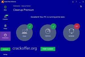 Avast Cleanup Premium 20.1.8996 Crack + Activation Code Download (2021)
