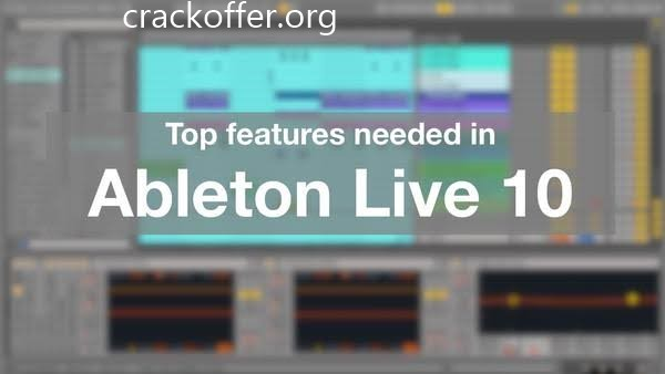Ableton Live 10.1.4 Crack + Keygen Free Download (2020)