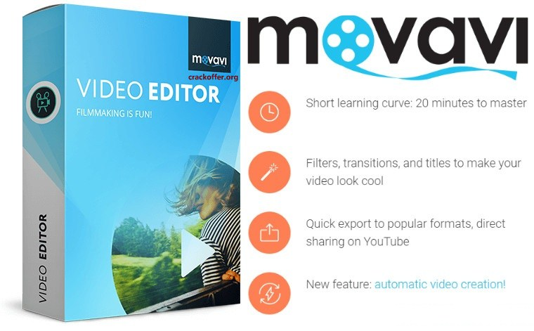 Movavi Video Suite Crack 20.4.1 With Full Activation Key 2020