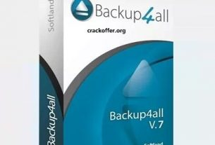 Backup4all Pro 8.9 Crack Build 352 + Activation Key Free Download 2021