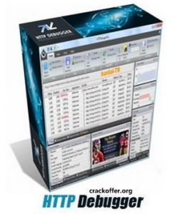 HTTP Debugger Pro 9.10 Crack Plus Keygen Free Download 2020