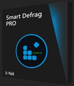 IObit Smart Defrag 6.4.0.258 Crack Plus License Key 2020