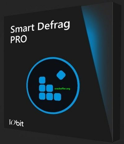 IObit Smart Defrag 6.7.0.26 Crack Plus License Key 2021
