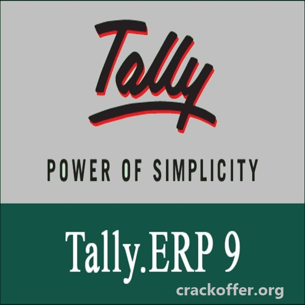 Tally ERP 9 Crack Release 6.5.4 + Serial Key Free Download (2020)