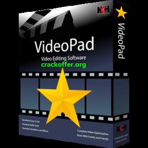 VideoPad Video Editor 8.65 Crack With Keygen Free Download 2020
