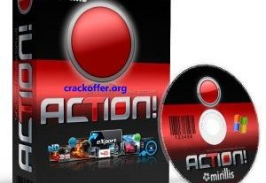Mirillis Action 4.0.3 Crack Plus Serial Keygen 2020