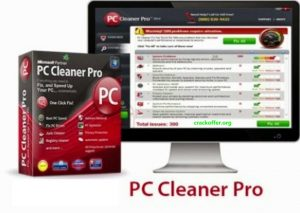 PC Cleaner Pro 14.0.18.6.11 Crack Plus Licence Key 2020