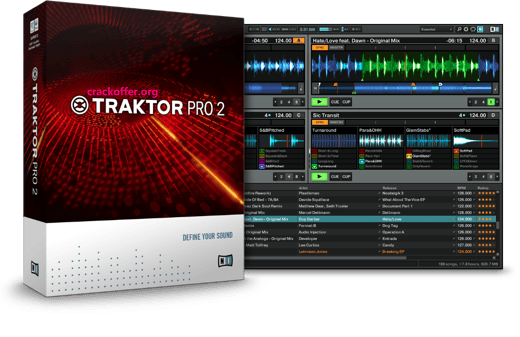 Traktor 3.3.0 Crack Plus Serial Key Free [win/mac]