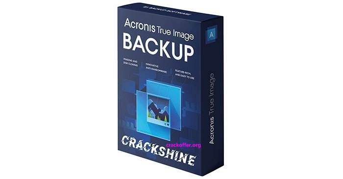 Acronis True Image 2021 Crack Plus Keygen Free Download