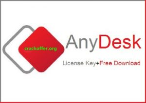 AnyDesk 6.2.2 Crack With Latest License Key Free 2021