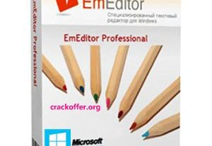 EmEditor Professional 19.5.0 Crack Plus Activation Key 2020