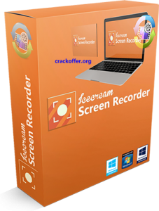 IceCream Screen Recorder 6.23 Crack Plus Activation Key 2020