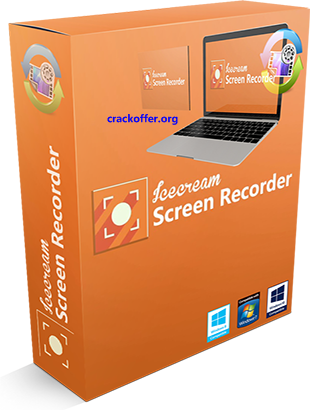 IceCream Screen Recorder 6.04 Crack Plus Activation Key 2020