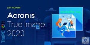 Acronis True Image 2021 Crack Plus Keygen Free Download